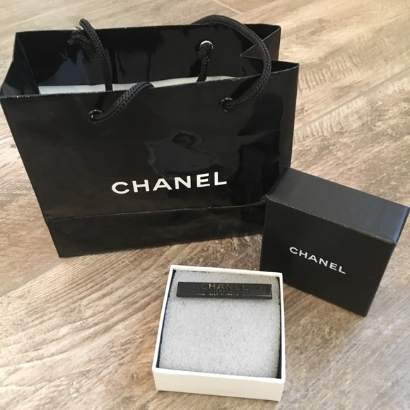 db027d5d0d8c CHANEL Other - Chanel Jewelry Box With Bag